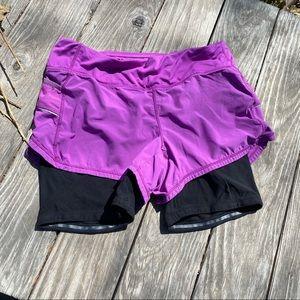 Athleta Ready Set Go Shorts